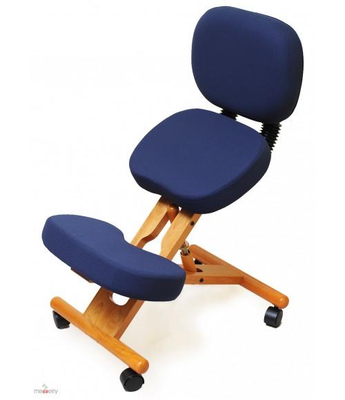 Стул Smartstool с упором в колени со спинкой KW02B