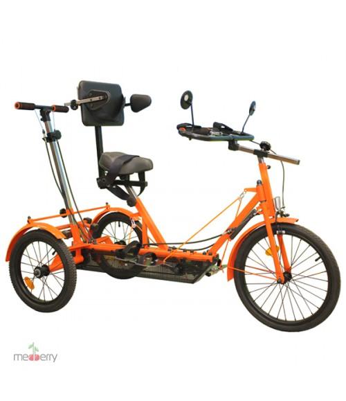 Велотренажер для реабилитации опорно-двигательного аппарата Ангел Соло 4