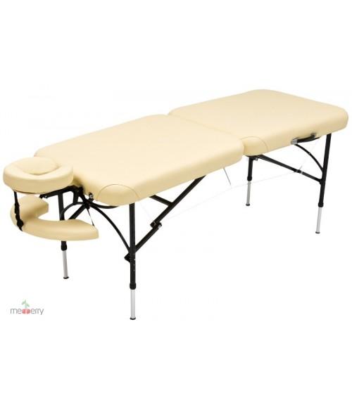 Массажные стол складной алюминиевый JFAL01A