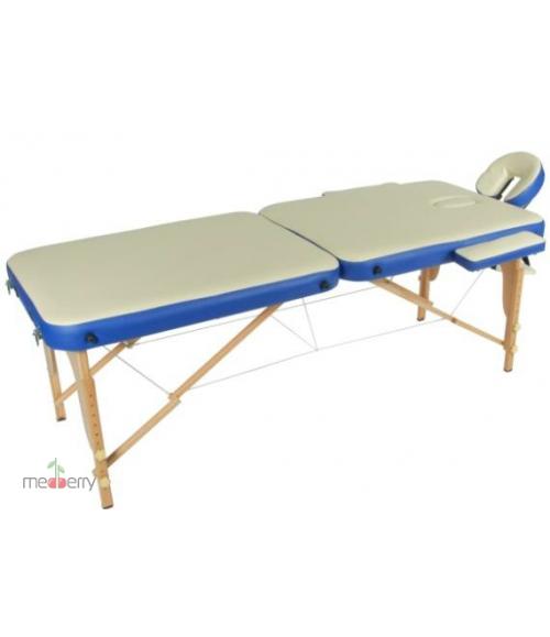 Массажный стол 2-секционный JF-AY01 М/К