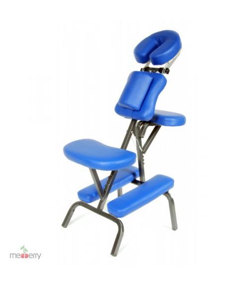 Массажный стул (кресло портативное) стальное MA-01
