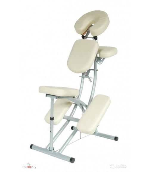 Массажный стул (кресло портативное) алюминиевый MA-01 DE LUXE