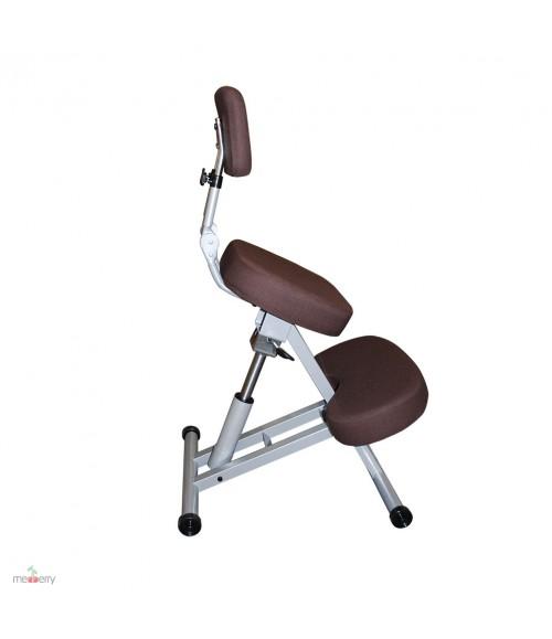 Стул Smartstool с упором в колени со спинкой KМ01B